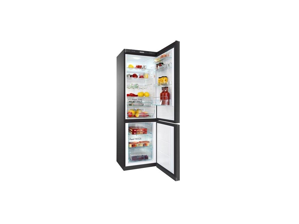 lednice s mrazakem snaige rf58ng p7jjnf
