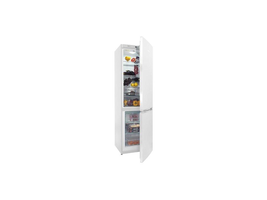 lednice s mrazakem snaige rf58sg p500nf