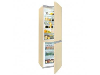 lednice s mrazakem snaige rf56sm s5dp2g