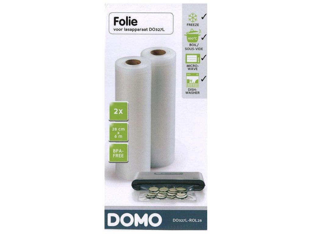 DOMO Fólie do vakuové svářečky DO327L / DO316L - role široká