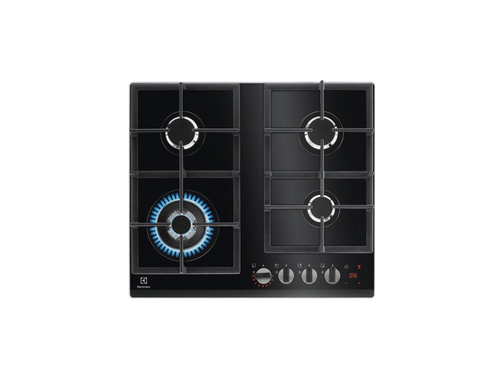 ELECTROLUX KGG 64365K plynová varná deska