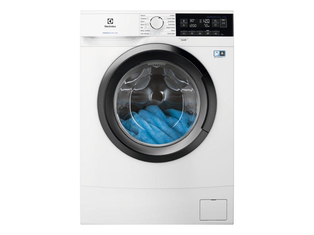 ELECTROLUX EW6S347S automatická pračka