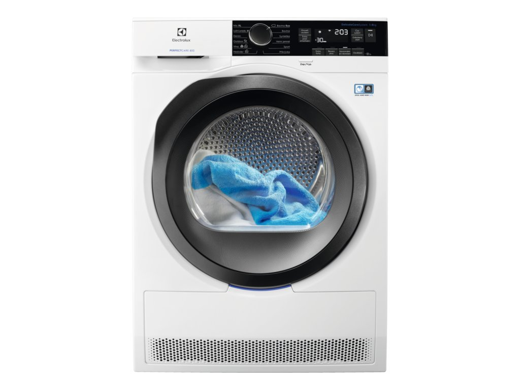 ELECTROLUX EW8H258BC sušička prádla