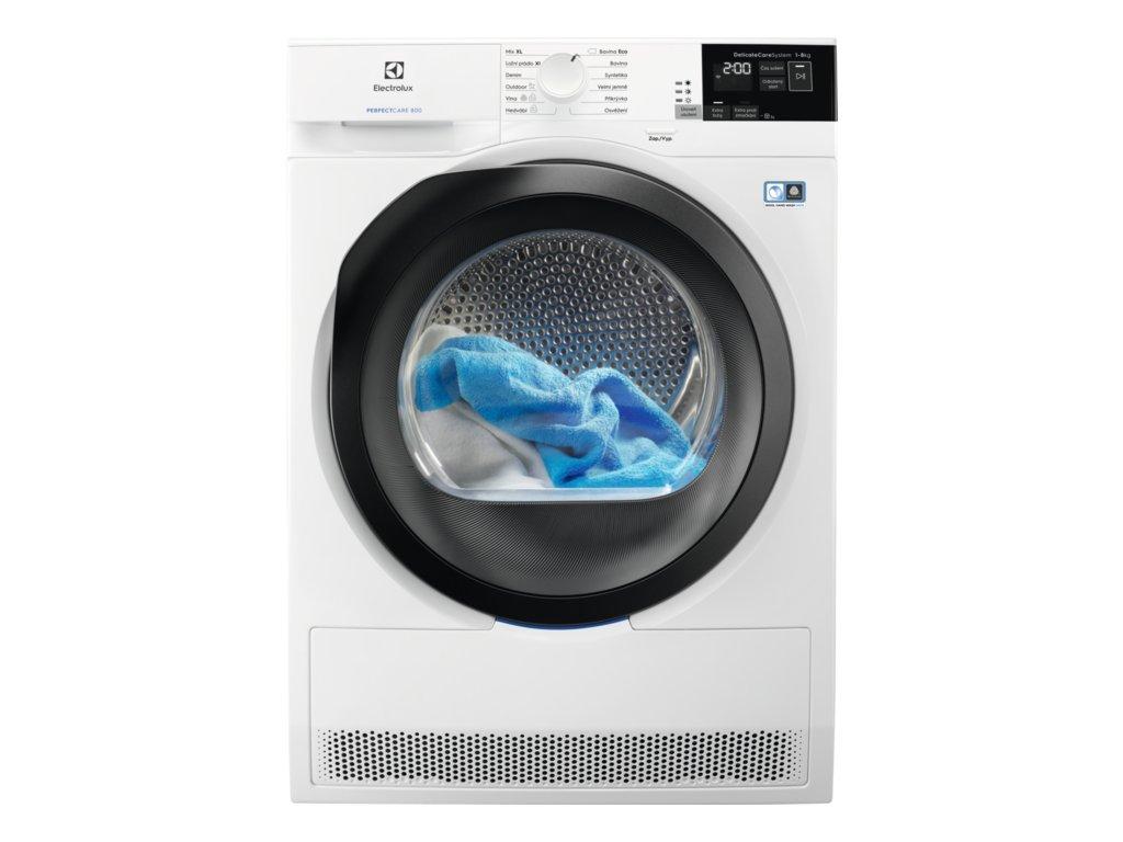 ELECTROLUX EW8H458BC sušička prádla