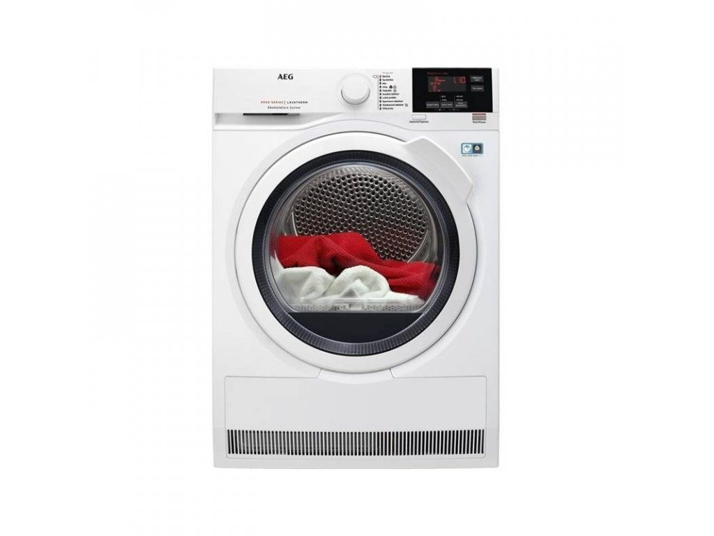 AEG T8DBG48WC sušička prádla