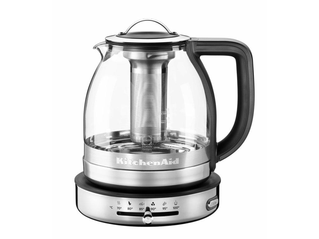 KITCHENAID 5KEK1322ESS skleněná konvice na čaj