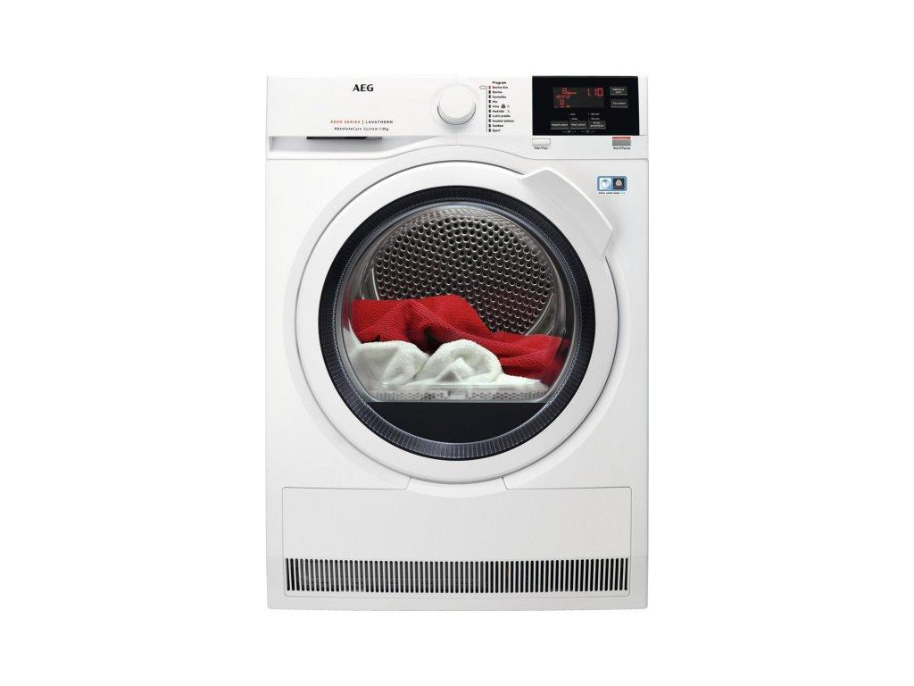AEG T8DBG68WC sušička prádla