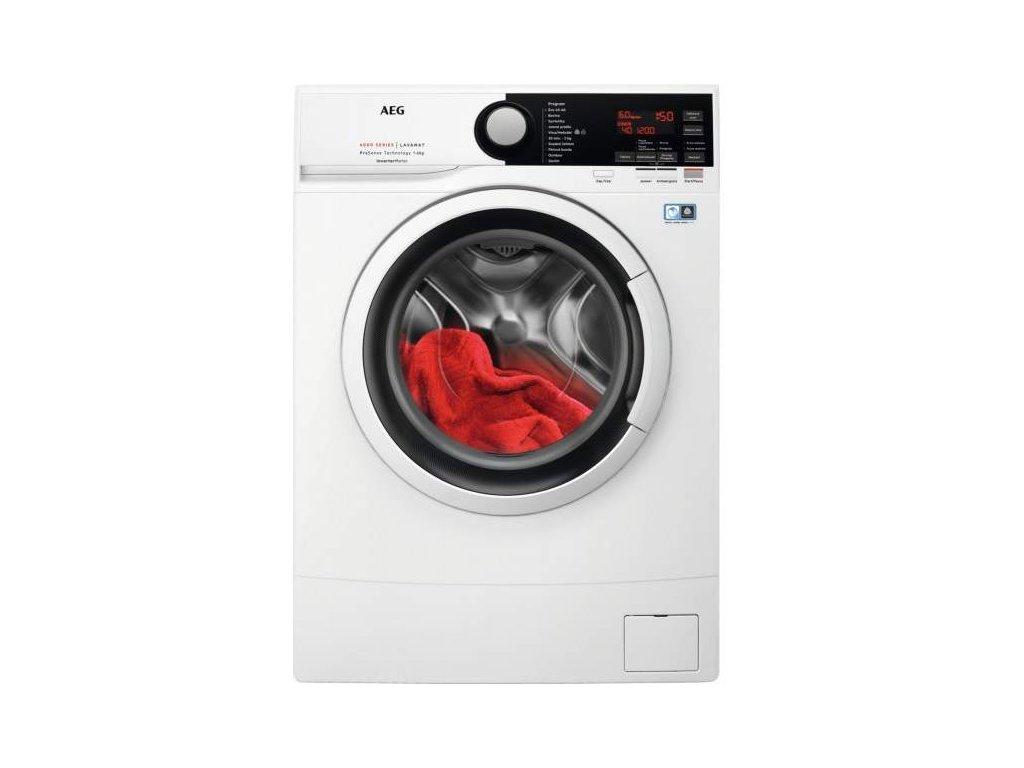 AEG L6SEU26IWC automatická pračka