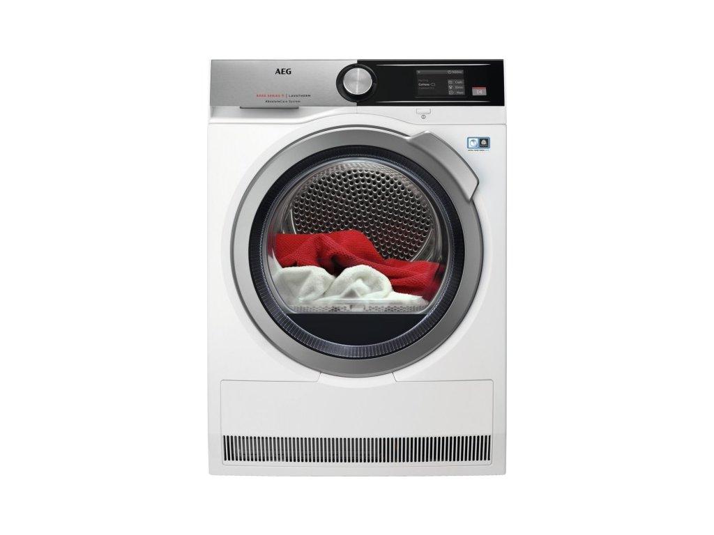 AEG T8DEA68S sušička prádla