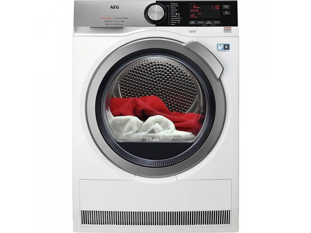 AEG T9DBC68SC sušička prádla