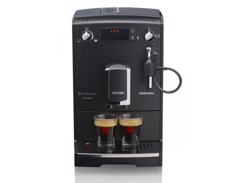 NIVONA NICR 520 CafeRomatica  + Zrnková káva-3 balení.