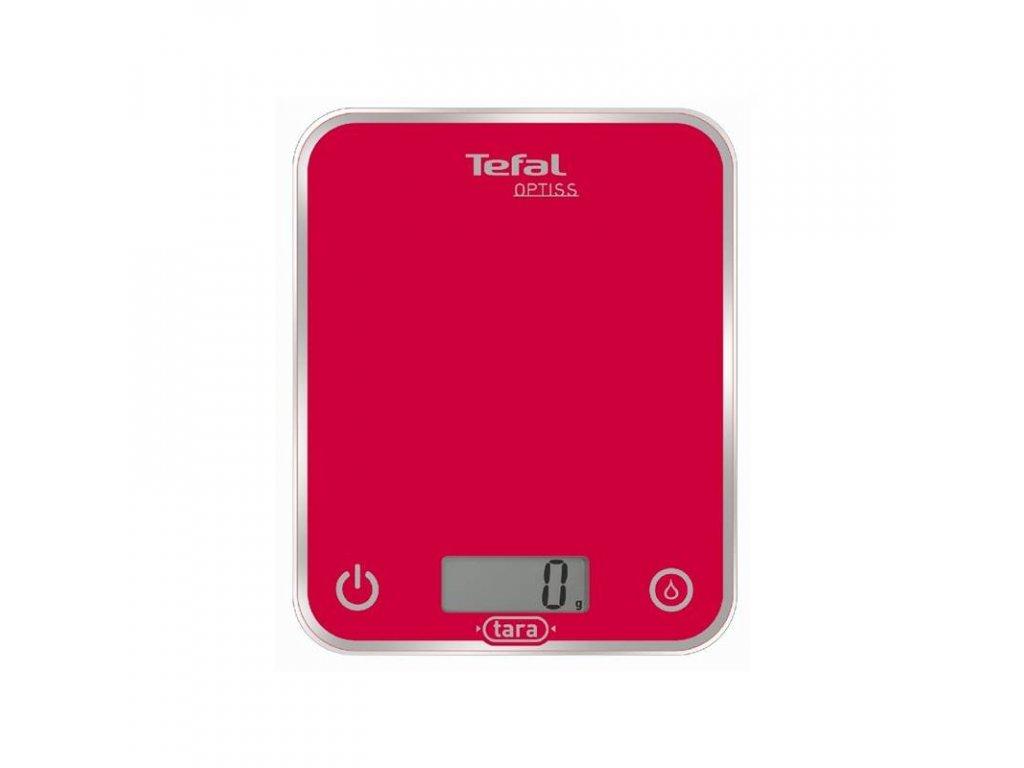 TEFAL BC 5003V1 Optiss rapsberry kuchyňská váha