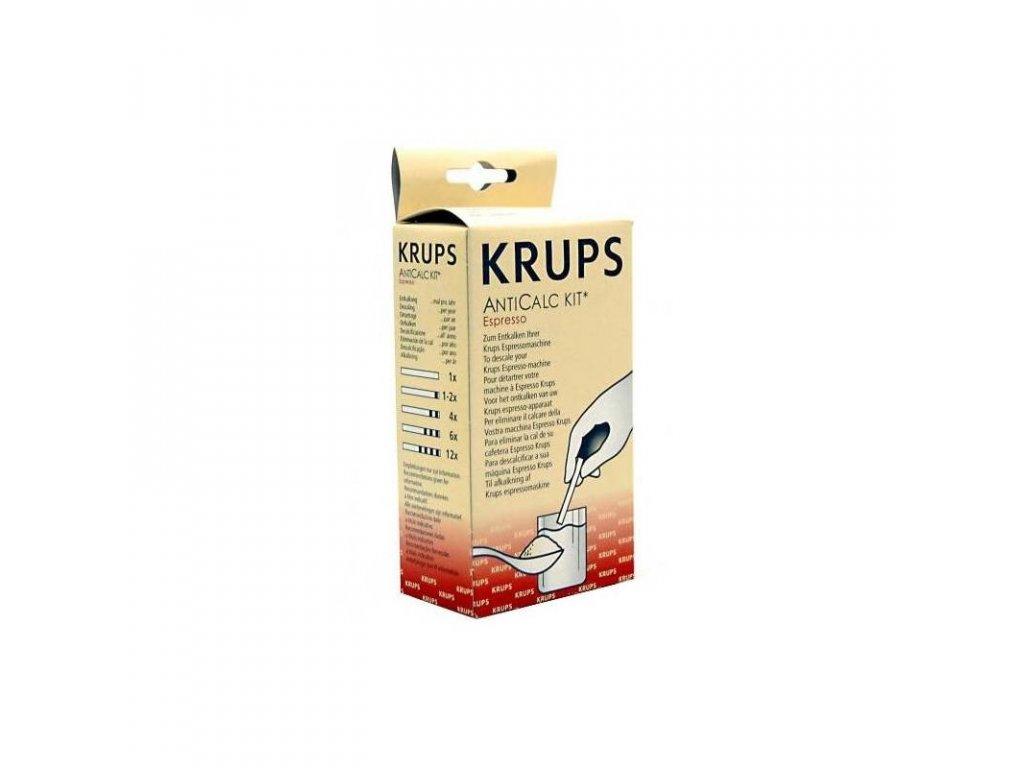 KRUPS F0 54001A odvápňovací připravek