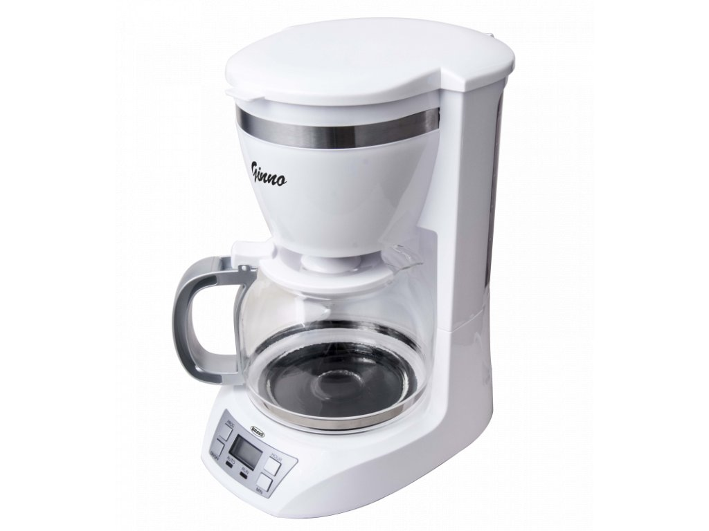 BRAVO B-4463 bílý kávovar