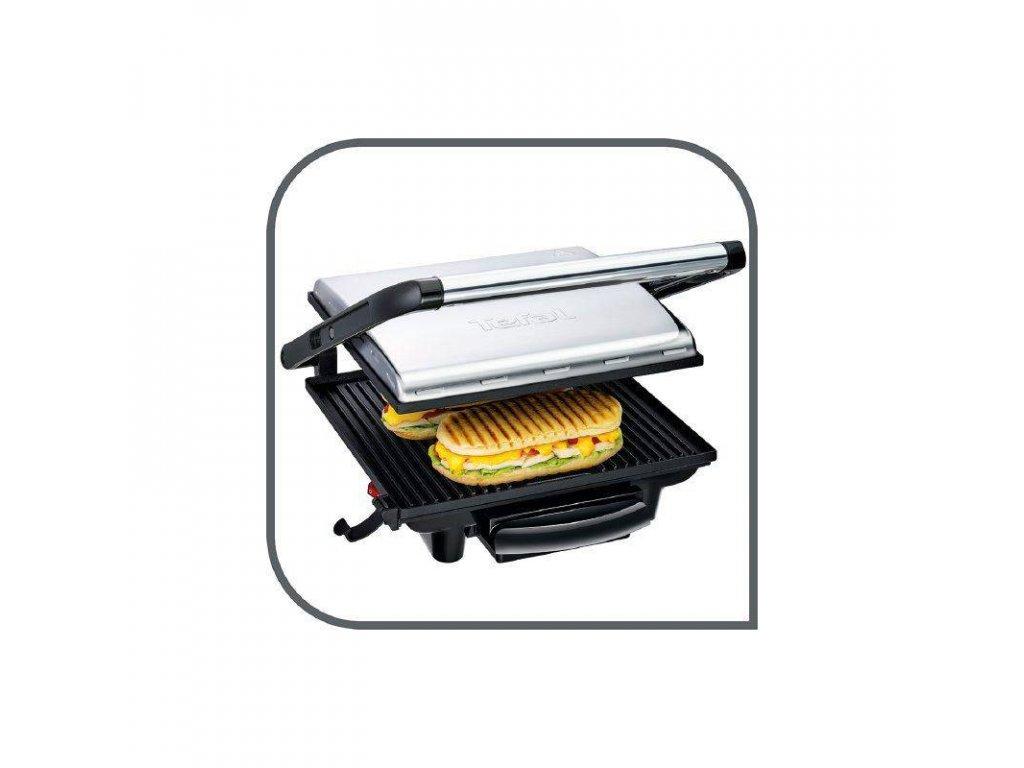 tefal gc 241d38 panini grill elektro t ch cb. Black Bedroom Furniture Sets. Home Design Ideas