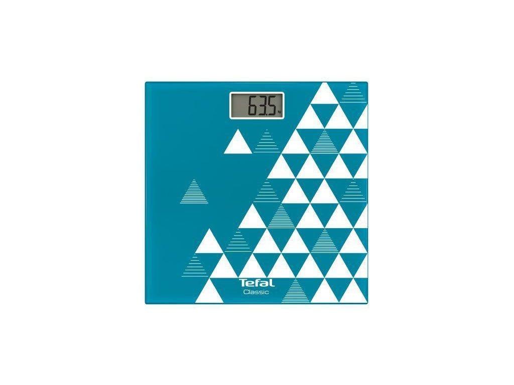 TEFAL PP 1143V0 CLASSIC TRIANGLE BLUE osobní váha