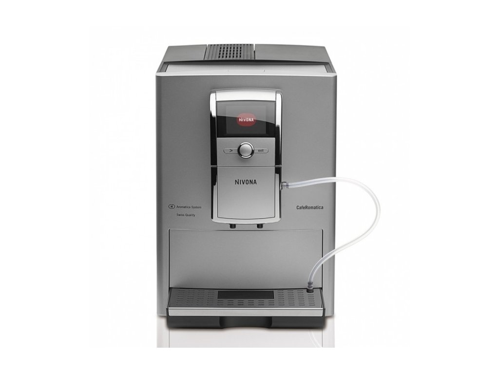 NIVONA NICR 842 CafeRomatica  + Zrnková káva a čistící prostředky.