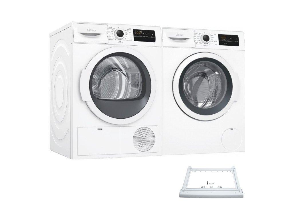 LORD W1+T1+SK2 set pračka a sušička  + Prodloužená záruka 5 let.