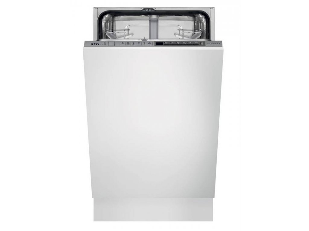 AEG FSE 62417P plně vestavná myčka nádobí