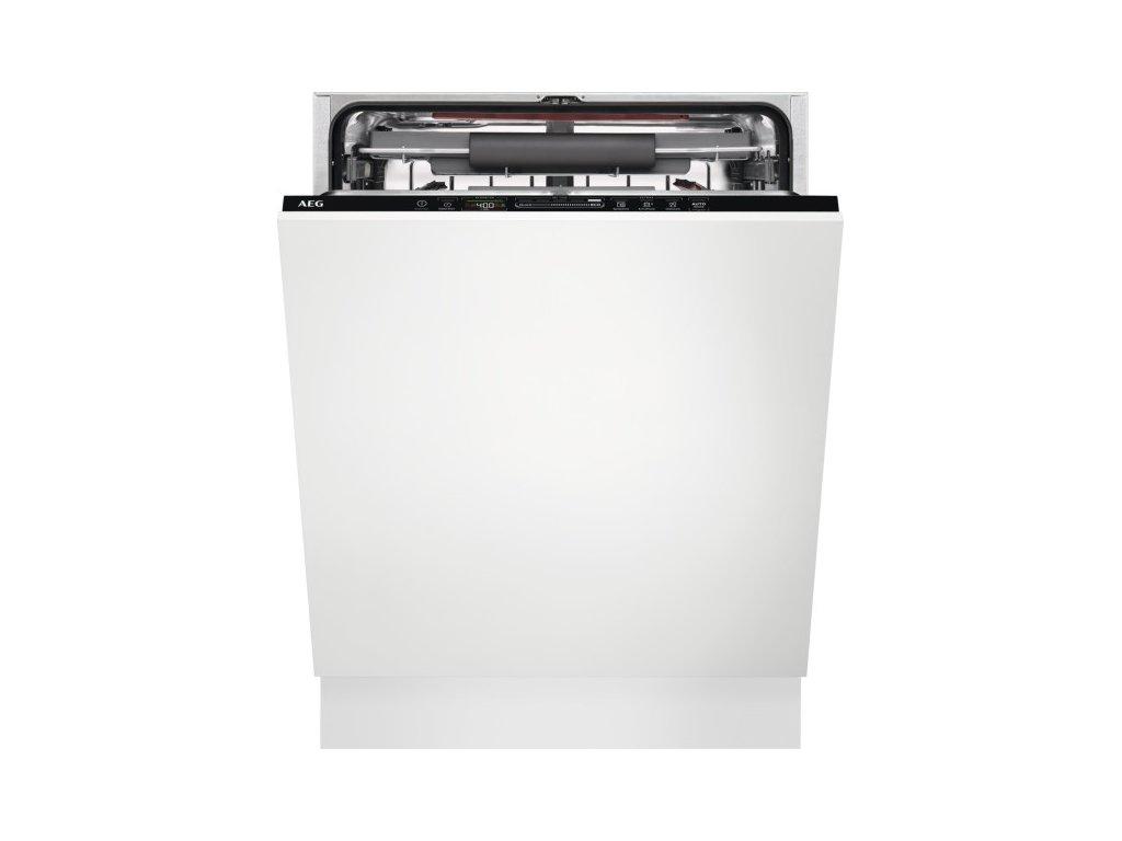 AEG FSE 63707P plně vestavná myčka nádobí