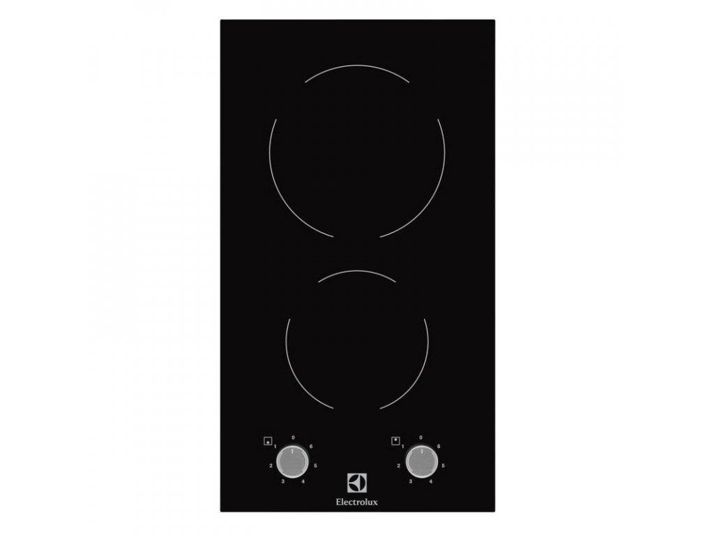 ELECTROLUX EHF3920BOK sklokeramická varná deska