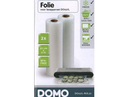 DOMO Fólie do vakuové svářečky DO327L - role úzká