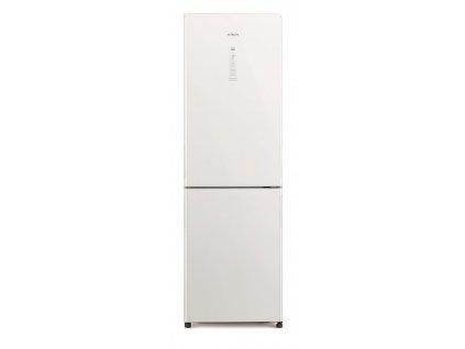 HITACHI R-BG410PRU6X-GPW kombinovaná chladnička