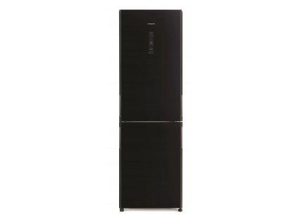 HITACHI R-BG410PRU6X-GBK kombinovaná chladnička