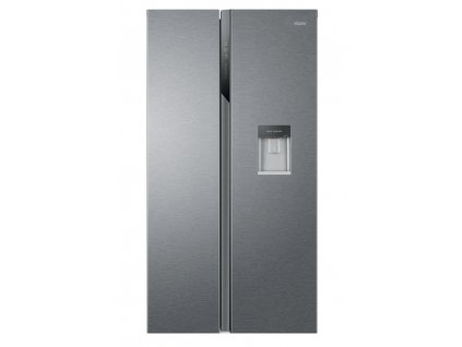 HAIER HSR3918EWPG americká chladnička