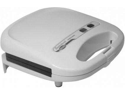 BRAVO H-2305 čtverec bílý sendvičovač