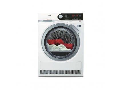 AEG T8DBE48SC sušička prádla