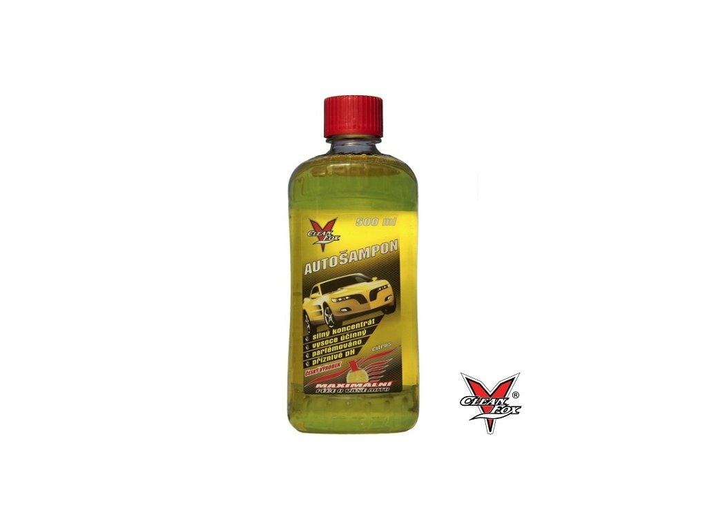 cleanfox autošampon premium