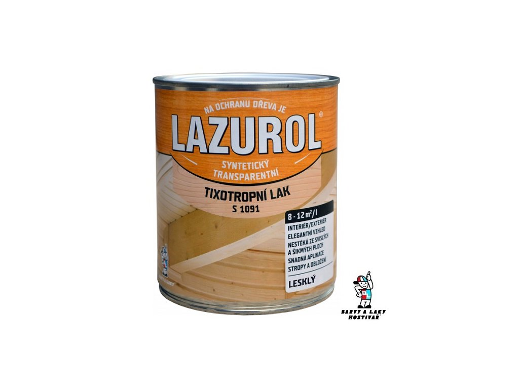 LAZUROL S 1091 0000 lak lesk