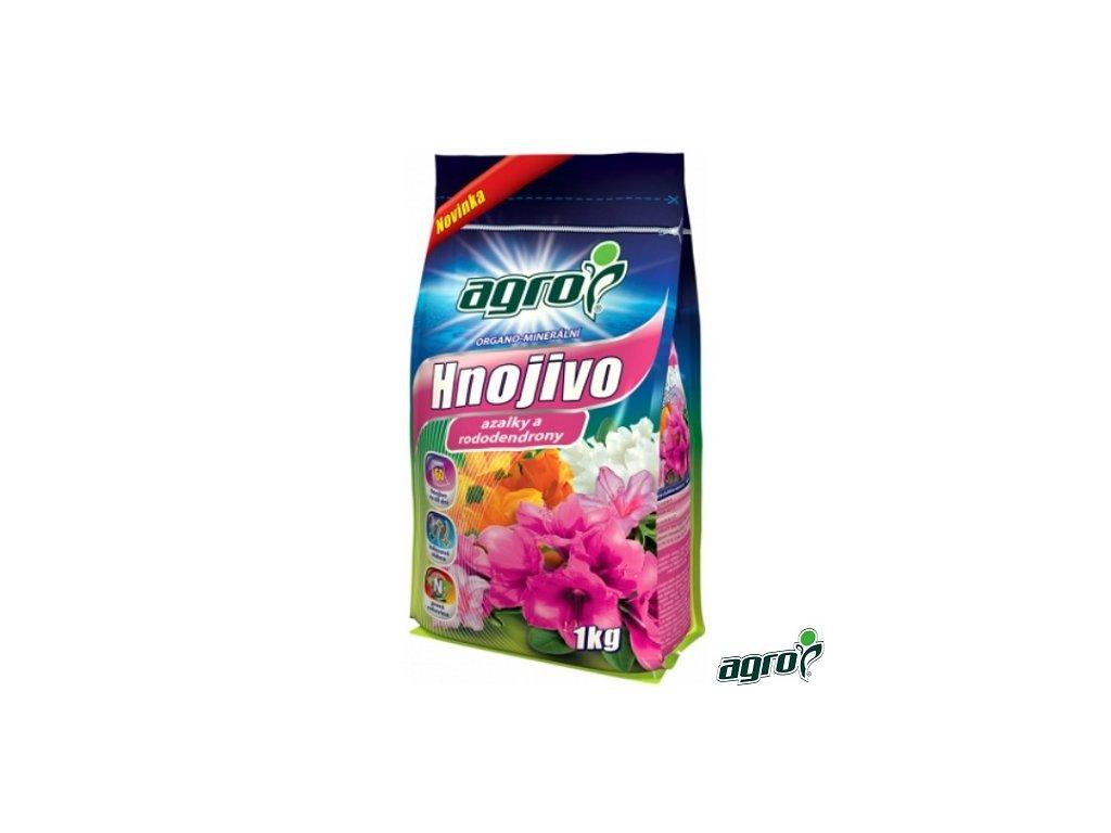 AGRO® Hnojivo organo-minerální na azalky a rododendrony, 1 kg