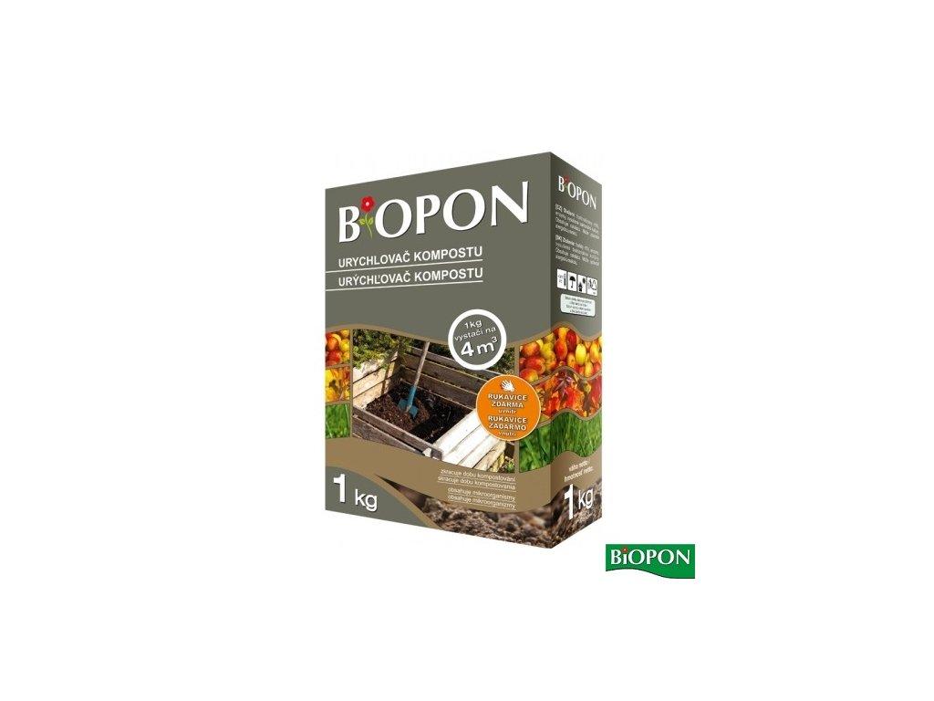 BIOPON® Urychlovač kompostu, 1 kg