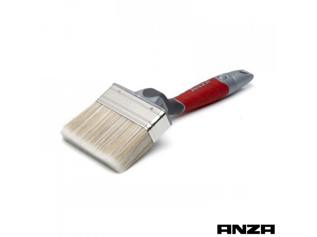 Anza Angeled Outdoor Brush 100mm 341590