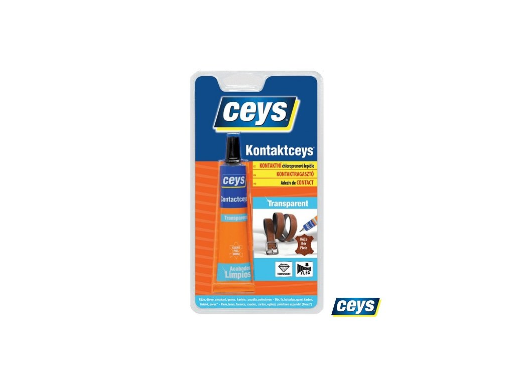CEYS kontaktceys 70ml transparent