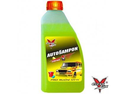 cleanfox autošampon PRO RUČNÍ 2