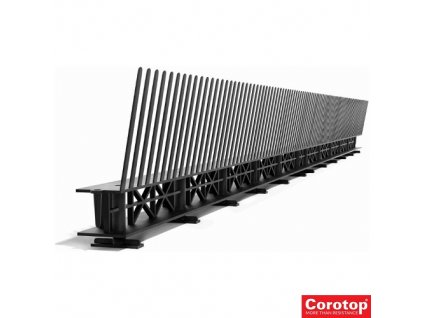 COROTOP® CoroKAP V okapový hřeben