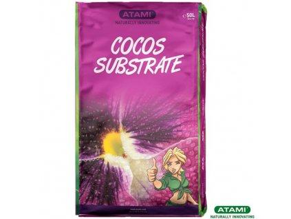 ATAMI Cocos Substrate 50l