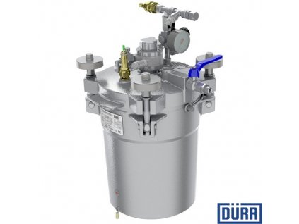 TZ 10M tlakový zásobník