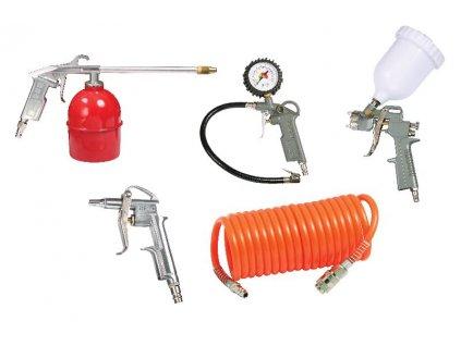 FESTA® Kompresorová sada nářadí, 5 ks