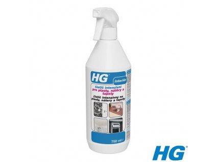 HG inten. čistič pro plasty, nátěry