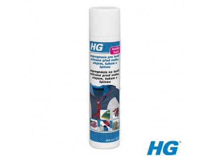 HG impregnace pro textil
