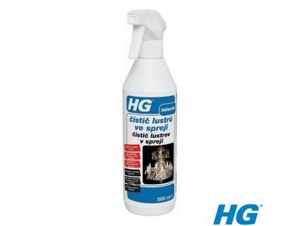 HG čistič lustrů