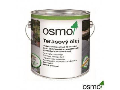 OSMO terasový olej