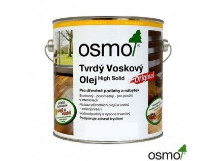 OSMO Tvrdý voskový olej original 2,5