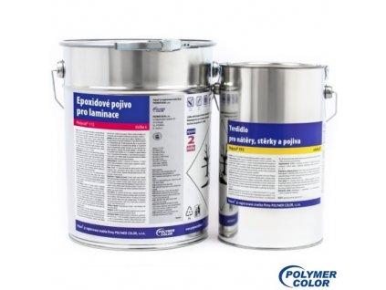 POLYCOL® 112 epoxidová pryskyřice pro laminace + tvrdidlo 593, sada
