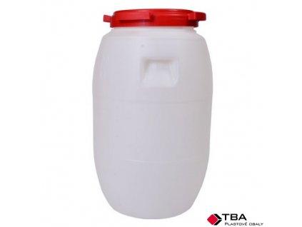 TBA Barel plastový se šroubovacím víkem, 60 l
