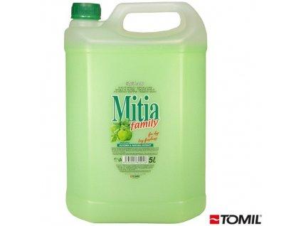Mitia family green apple